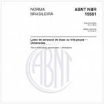 NBR15581