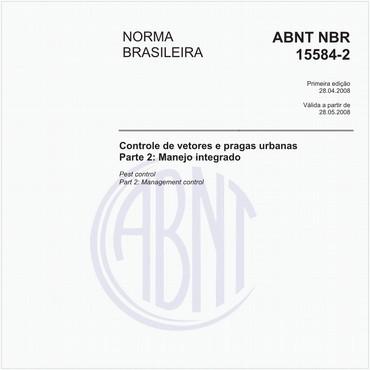 NBR15584-2 de 04/2008