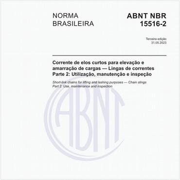 NBR15516-2 de 08/2013