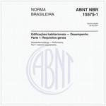 NBR15575-1