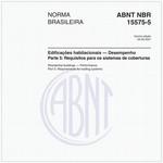 NBR15575-5