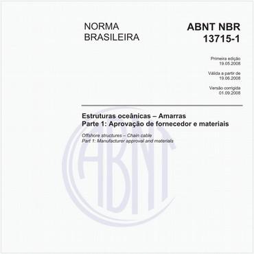 NBR13715-1 de 05/2008