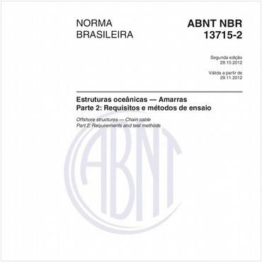 NBR13715-2 de 10/2012