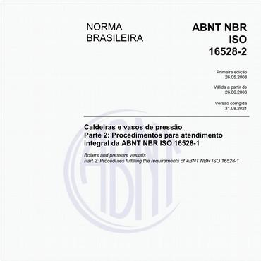 NBRISO16528-2 de 05/2008