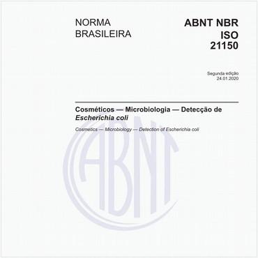 NBRISO21150 de 01/2020