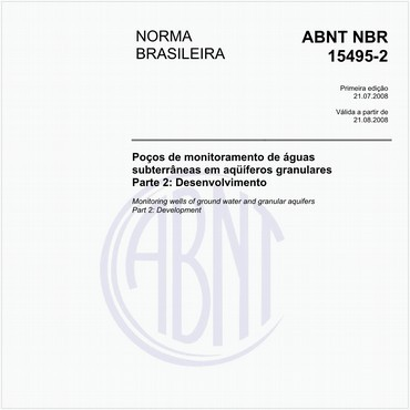 NBR15495-2 de 07/2008