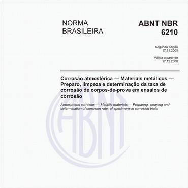 NBR6210 de 11/2008