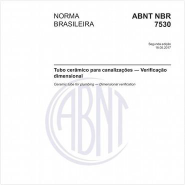 NBR7530 de 05/2017