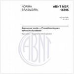 NBR15595