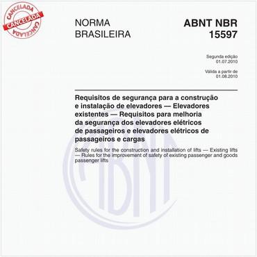 NBR15597 de 07/2010