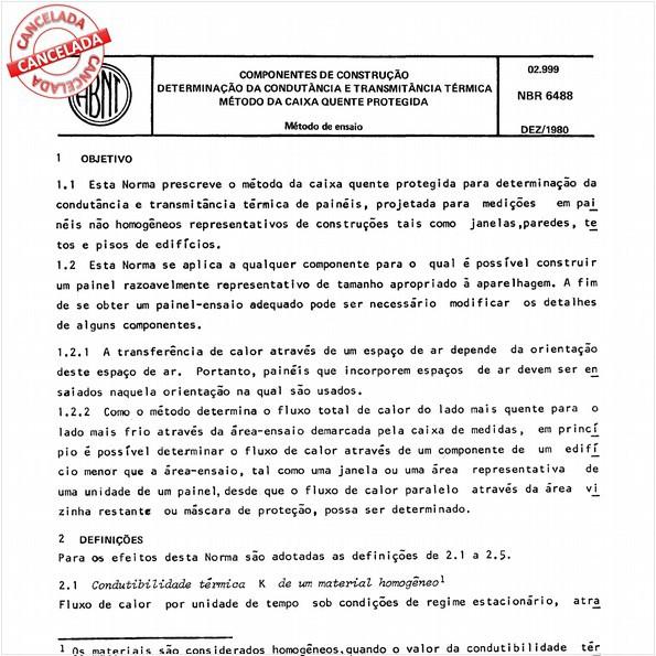 NBR6488 de 06/2015