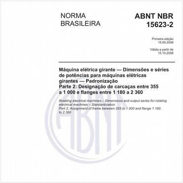 NBR15623-2 de 09/2008