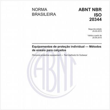 NBRISO20344 de 05/2015