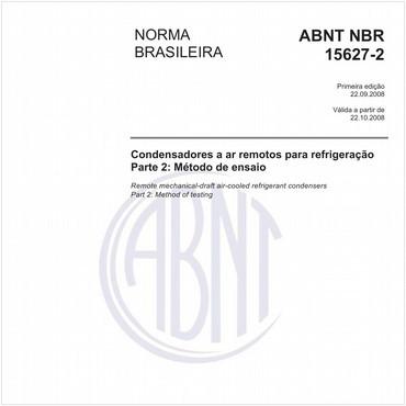 NBR15627-2 de 09/2008