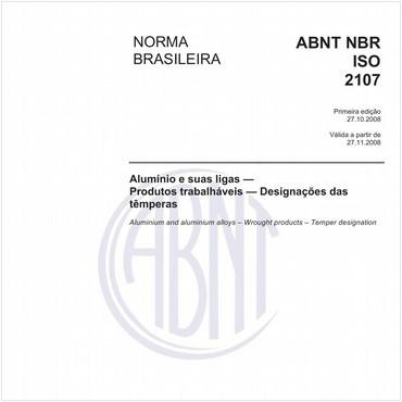 NBRISO2107 de 10/2008