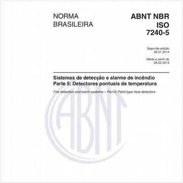NBRISO7240-5 de 01/2014