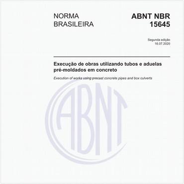 NBR15645 de 07/2020