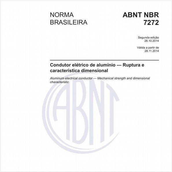 NBR7272 de 10/2014
