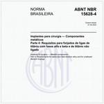 NBR15628-4 de 10/2013