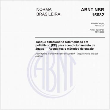 NBR15682 de 02/2009