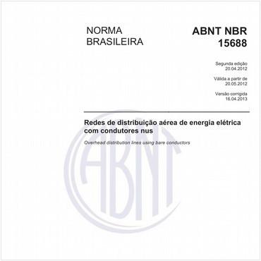 NBR15688 de 04/2012