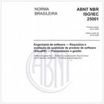 NBRISO/IEC25001