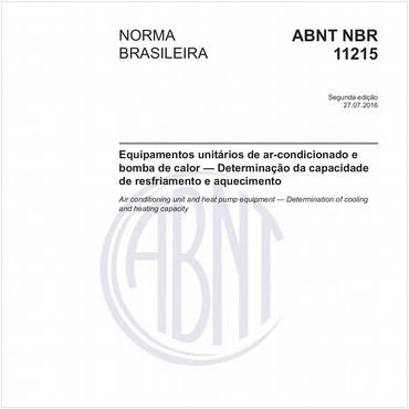 NBR11215 de 07/2016