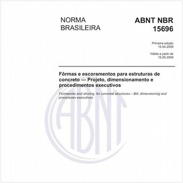 NBR15696 de 04/2009