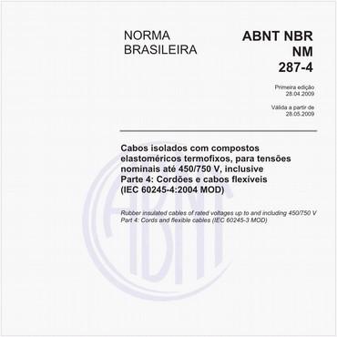 NBRNM287-4 de 04/2009