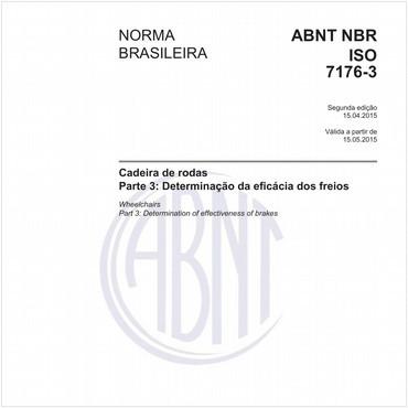 NBRISO7176-3 de 04/2015