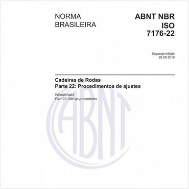 NBRISO7176-22 de 06/2016