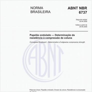 NBR6737 de 04/2009