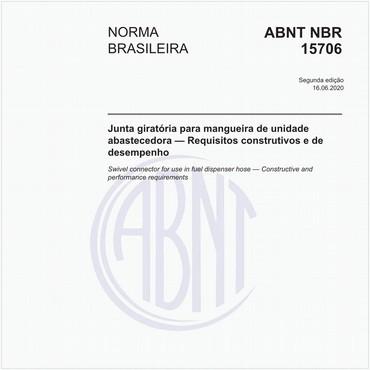 NBR15706 de 06/2020