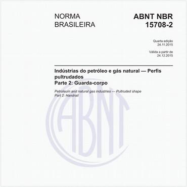 NBR15708-2 de 11/2015
