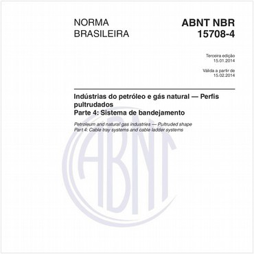 NBR15708-4 de 01/2014
