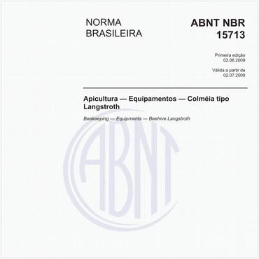 NBR15713 de 06/2009