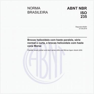 NBRISO235 de 09/2019