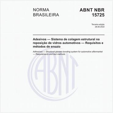 NBR15725 de 01/2015