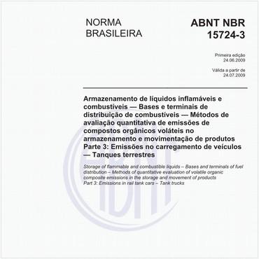 NBR15724-3 de 06/2009