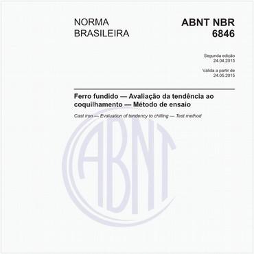 NBR6846 de 04/2015