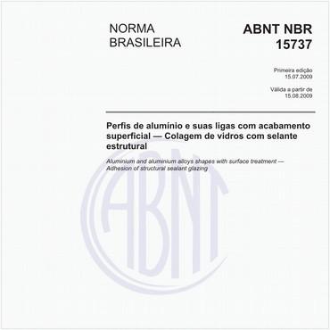 NBR15737 de 07/2009
