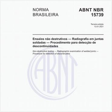 NBR15739 de 07/2012