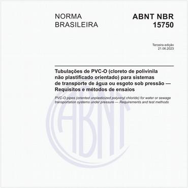 NBR15750 de 04/2020