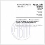 ABNT NM-ISO/TS22367