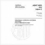 NBRISO14644-3