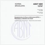 NBR15767