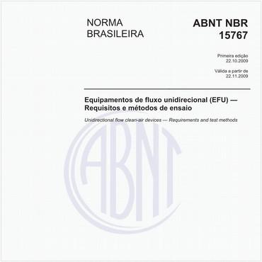 NBR15767 de 10/2009