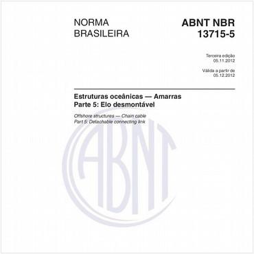 NBR13715-5 de 11/2012