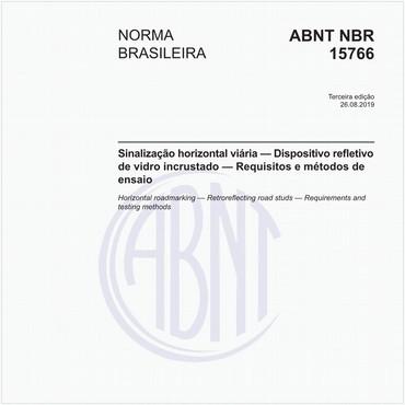 NBR15766 de 08/2019