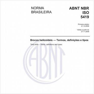 NBRISO5419 de 10/2009